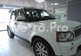 Замена стекла Land rover Discovery 4